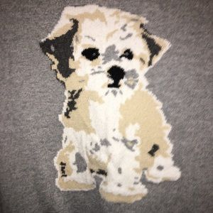 The Limited Size M puppy sweater